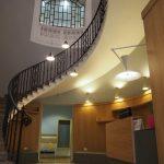 Uffici e reception di Villa Heritz