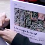 """Inaugurata la nuova sede della Scuola Superiore di Giornalismo """"Massimo Baldini"""" progettata da Studio Gemma."""